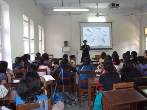 Ateendriya Participant, FEW at LSR, 2001 1st year, B.A.(Hons.) English, Last Sri Ram College for Women , Delhi