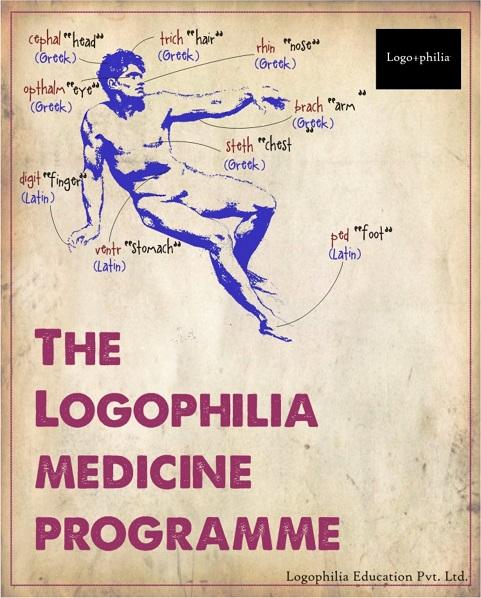 The Logophilia Book of Anatomy & Medicine